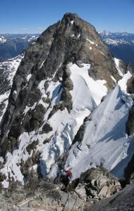East Ridge (Inspiration Peak)
