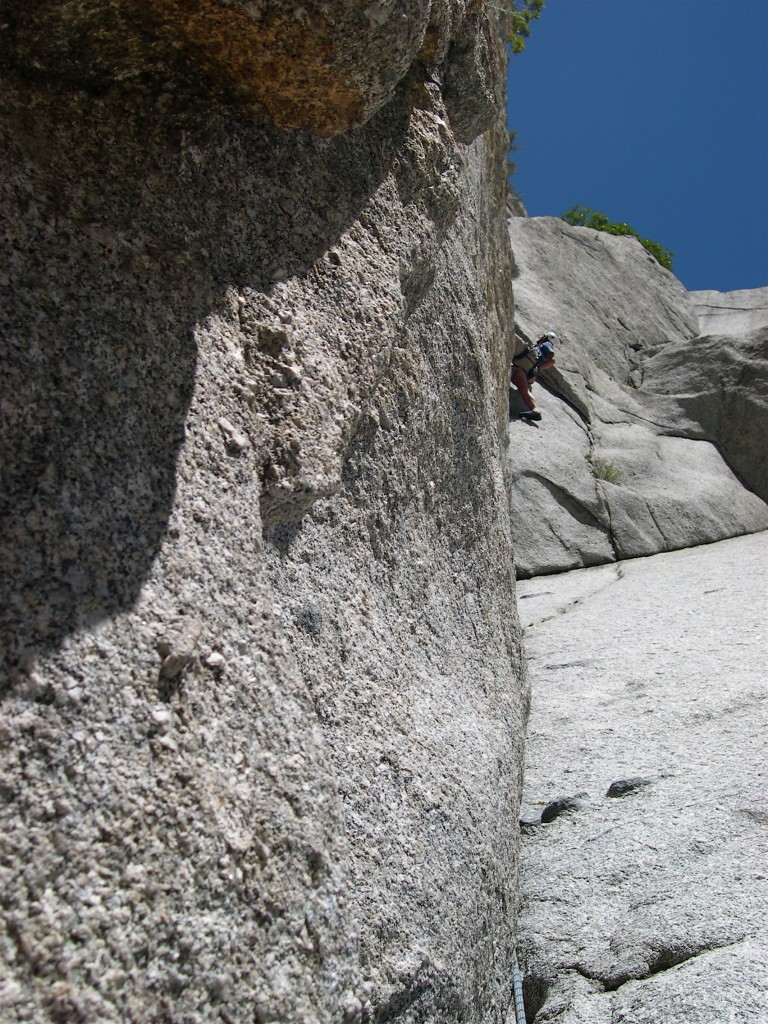 Beckey's Wall