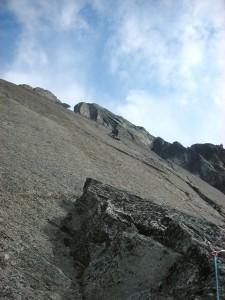 Backbone Ridge With Fin Direct (Dragontail Peak)