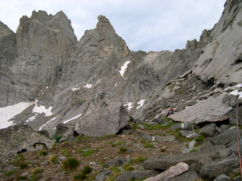 East Ridge (Wolfs Head)