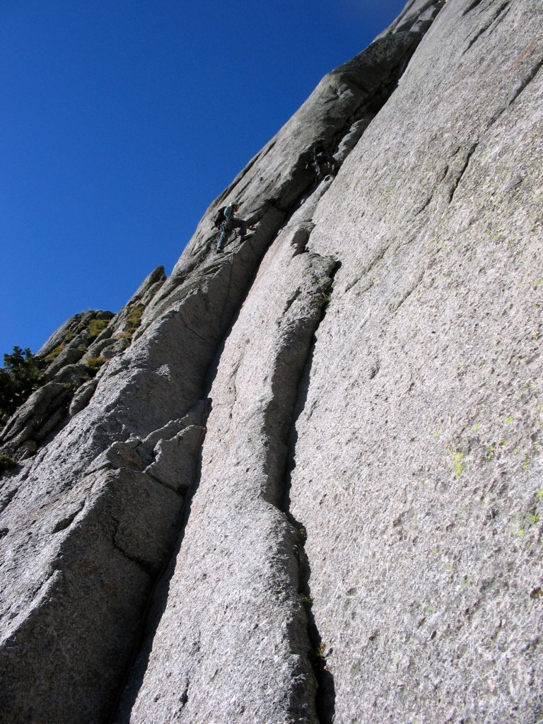 Northeast Face (Pingora)