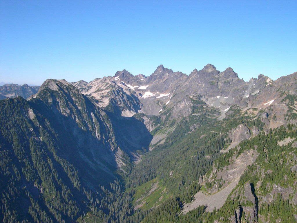West Ridge (Mount Thomson)