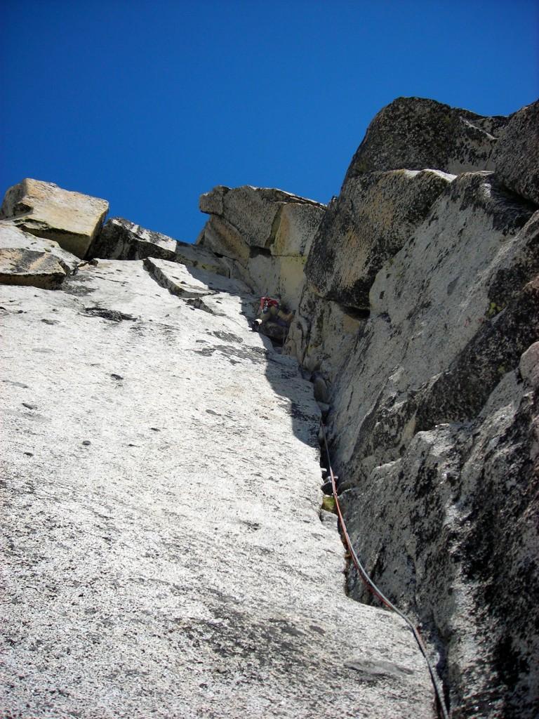 Stanely-Burgner (Prusik Peak)