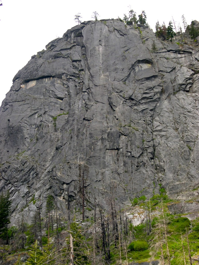 Orbit (Snow Creek Wall)