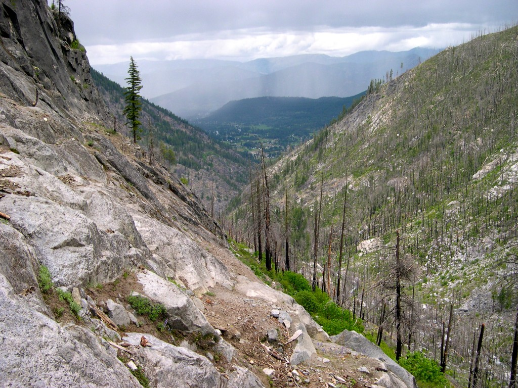 Remorse (Snow Creek Wall)