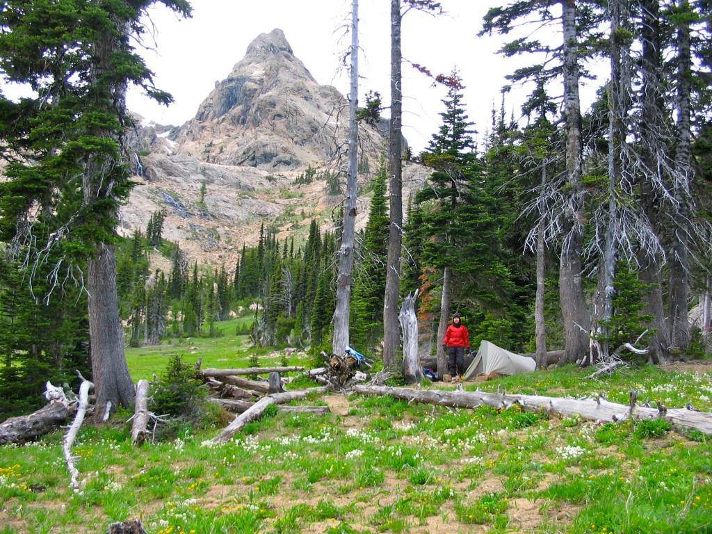 East Ridge (Ingalls Peak)