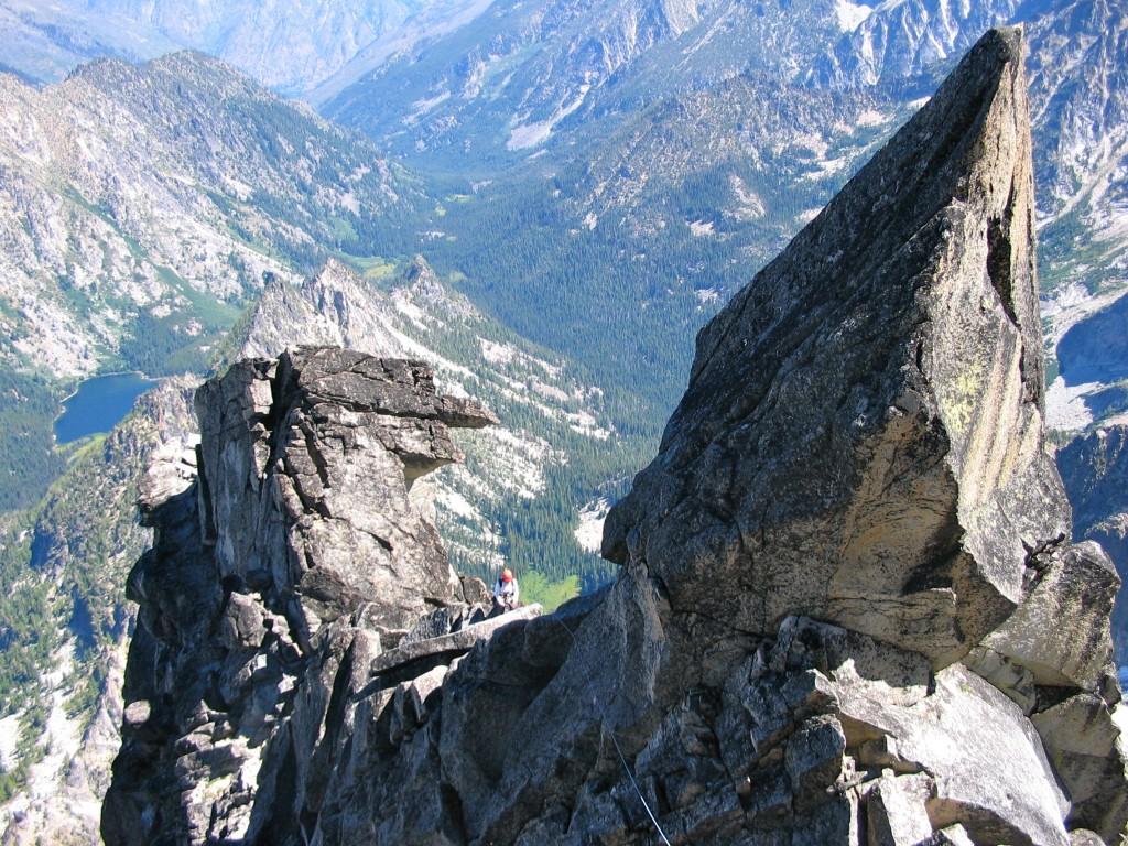 North Ridge (Mount Stuart)