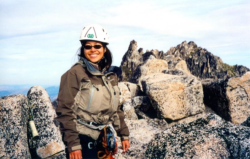 West Ridge (Prusik Peak)