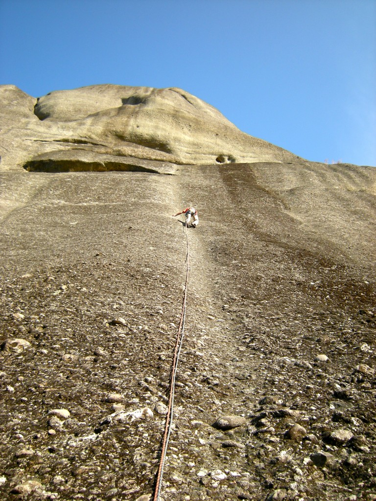 Sudostwand (Doupianifels)