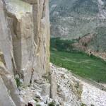 West Face (Cardinal Pinnacle)
