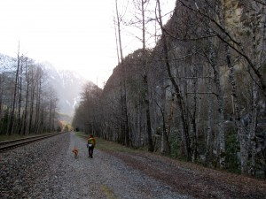 Davis-Holland Route