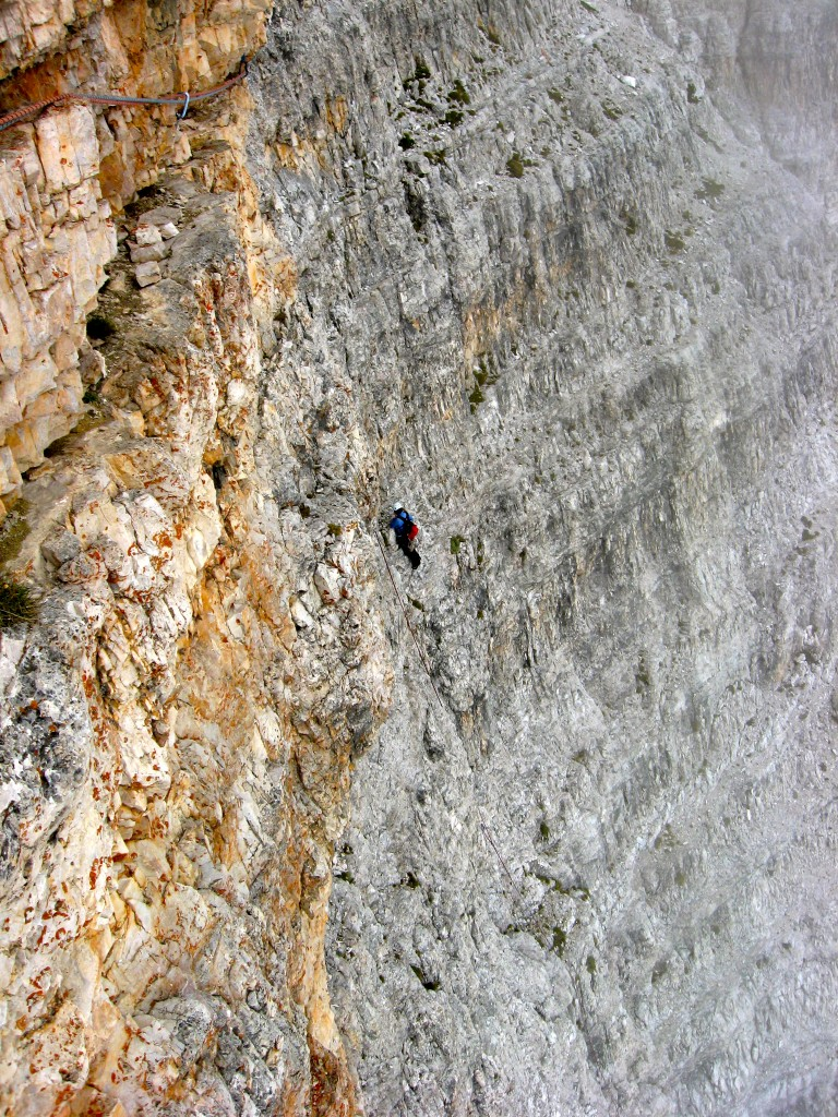 South Arete – Spigolo Giallo