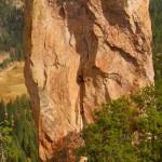 Southwest Face (Steins Pillar)