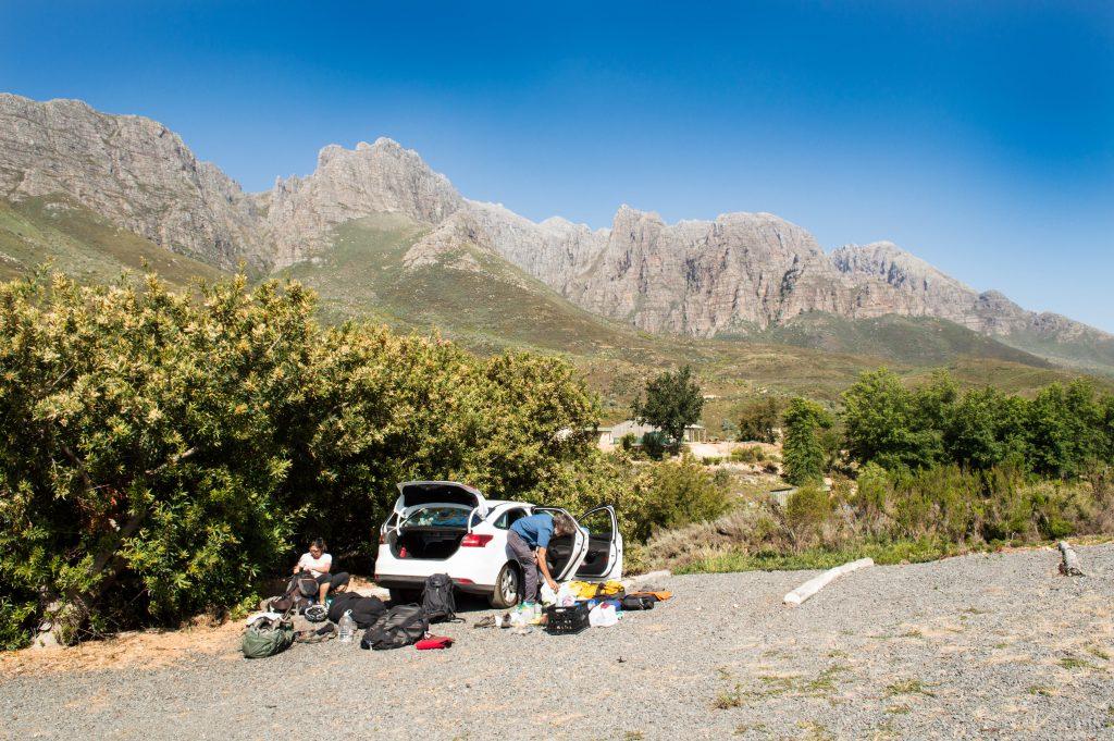 Du Toits Kloof Mountains