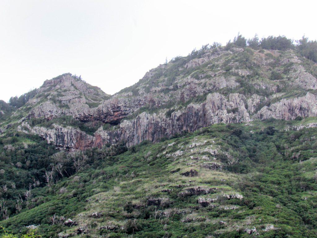 Mokule'ia Wall